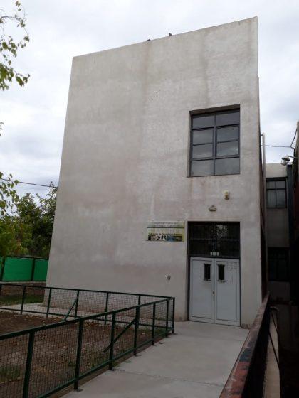 Edificio del DEA