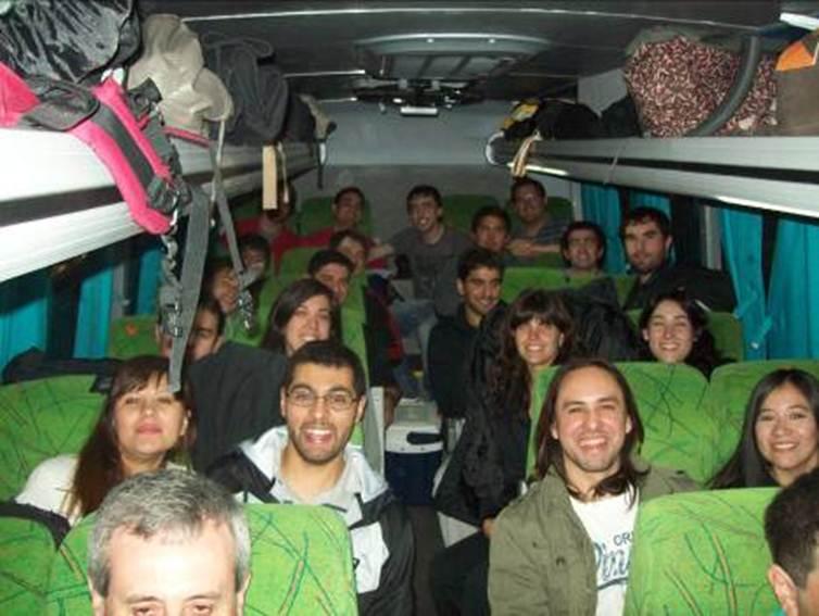 Viaje Educativo 2013