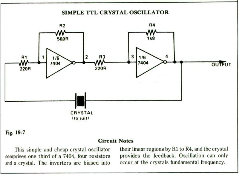 Circuito Oscilador 555 : Osciladores sdii edii unsj